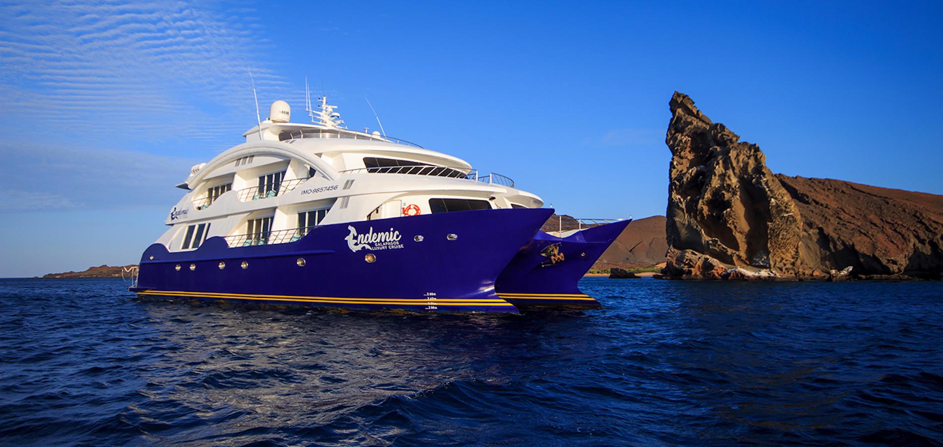 M/C Galapagos Endemic Catamaran