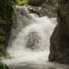 Mindo Waterfall Jump