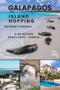 Galapagos Island Hopping 6-days