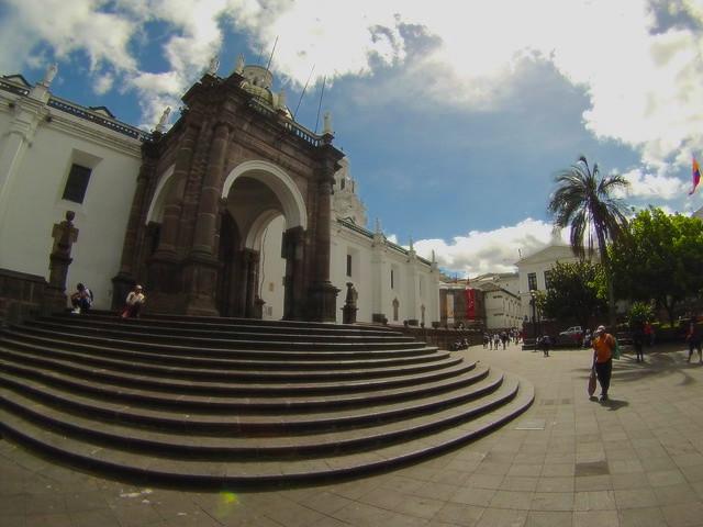 Quito Catedral