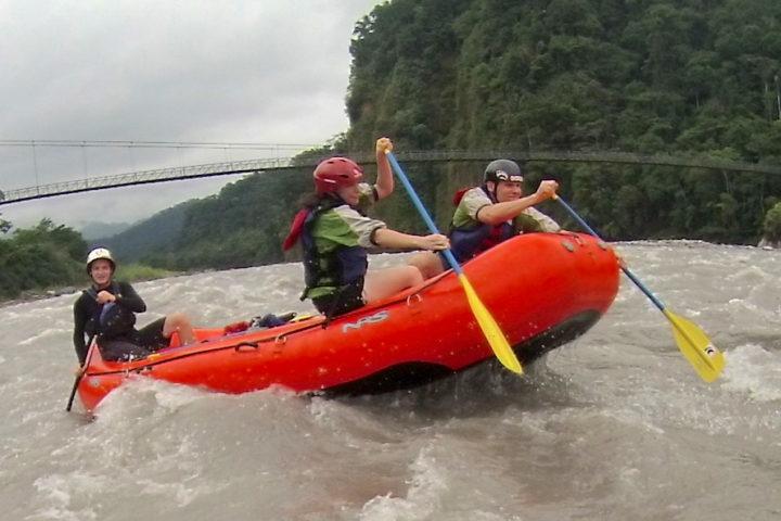 rafting jatunyacu