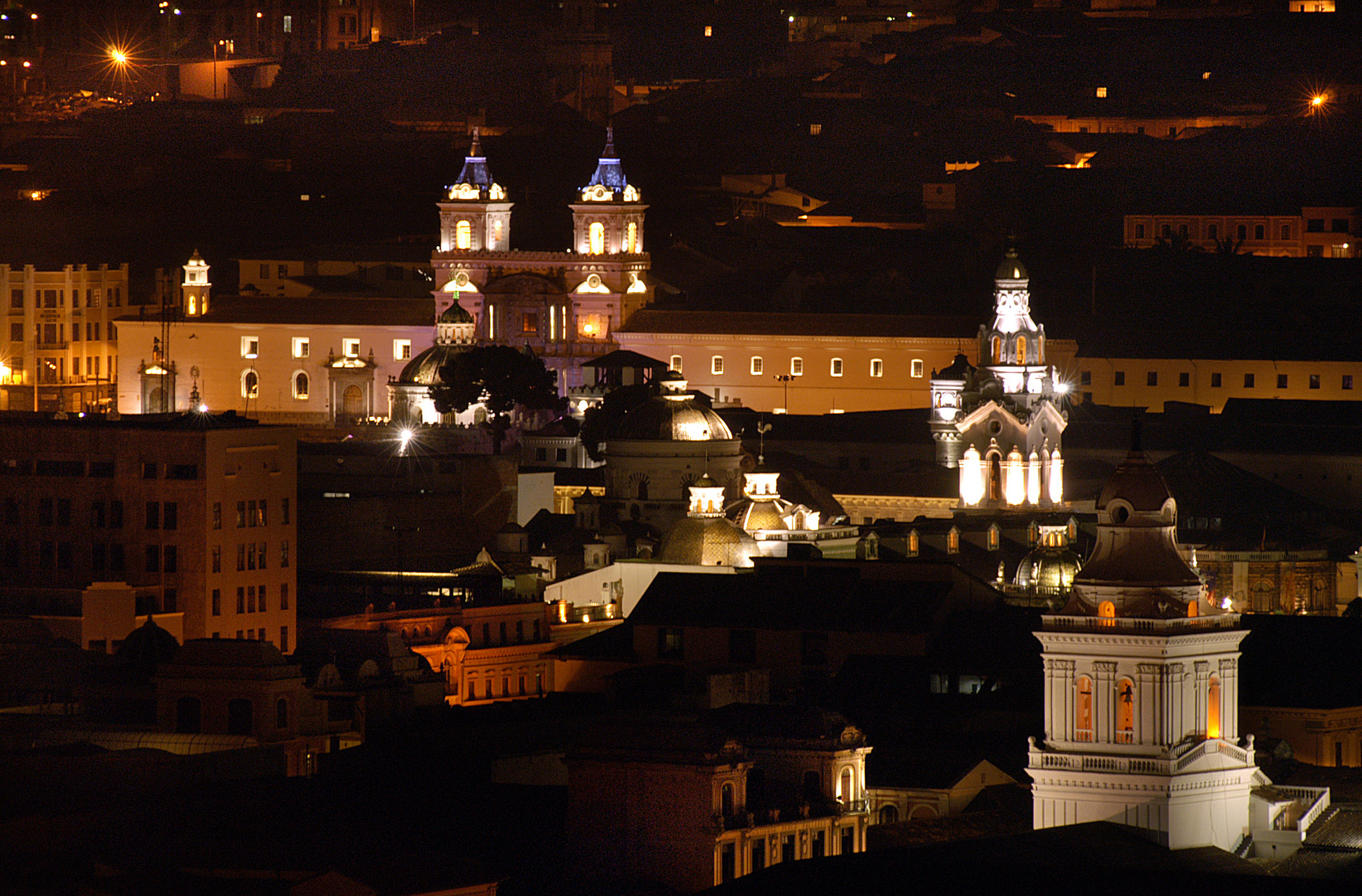 Quito City, Middle of the World & Inca Ruins