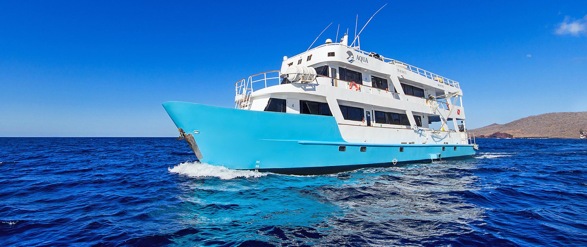 M/Y Aqua Galapagos Yacht