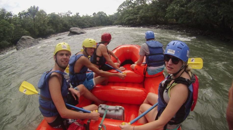 Rafting Ecuador