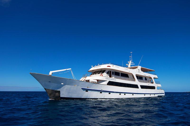 Galapagos Odyssey Galapaogs Cruise