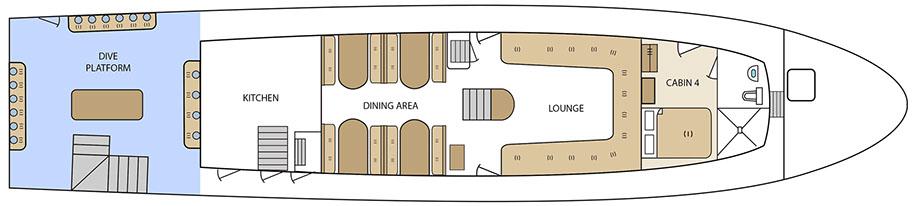 Main Deck Aqua