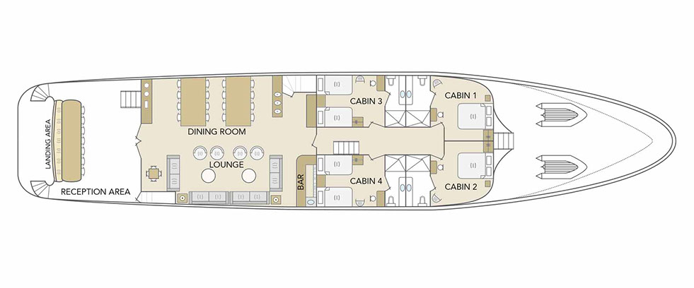 Odyssey main-deck