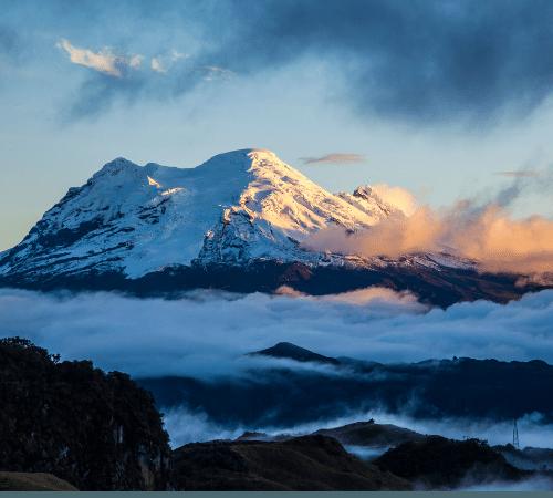 Antisana Mountain