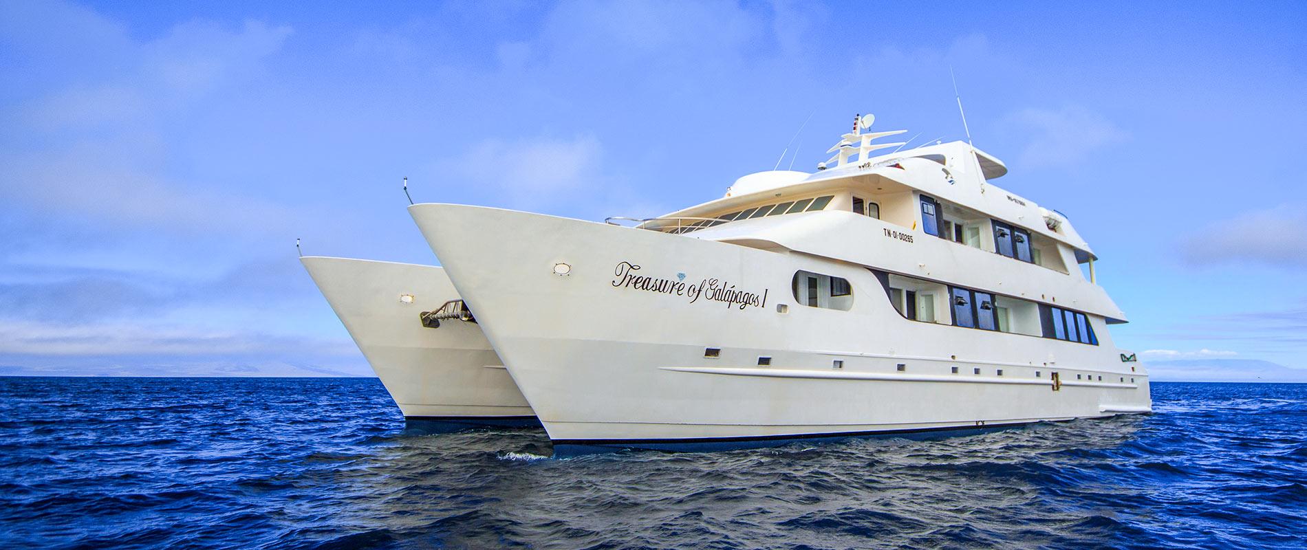 M/C Treasure of Galapagos