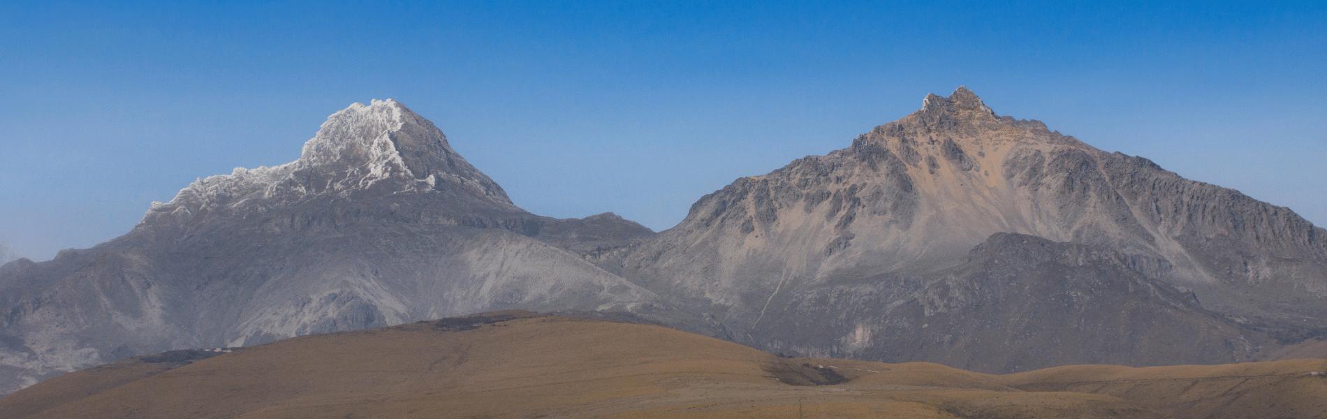 The Ilinizas Climb/Trek