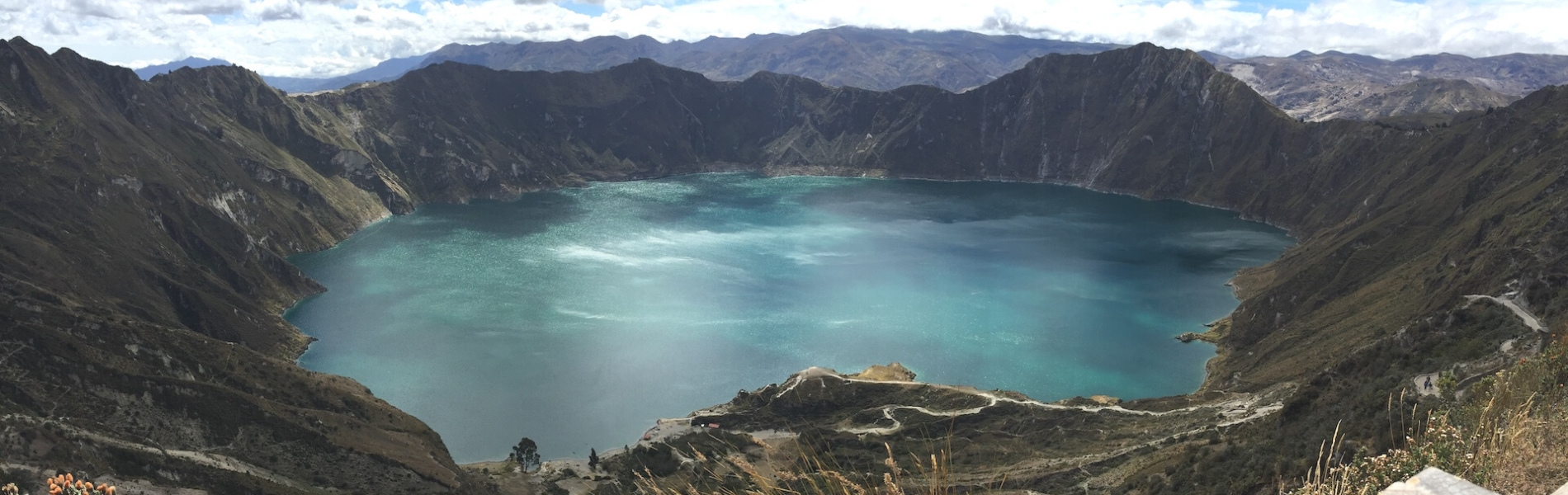 Quilotoa Loop Hiking Tour