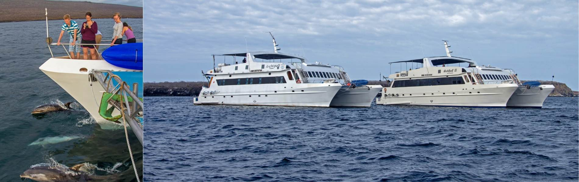 M/C Archipell II Galapagos Cruise