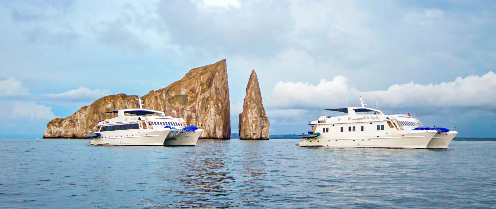 M/C Archipel II Galapagos Cruise