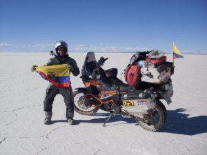 Ecuador & Overland Guide