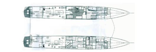 Deck Plan Archipell II
