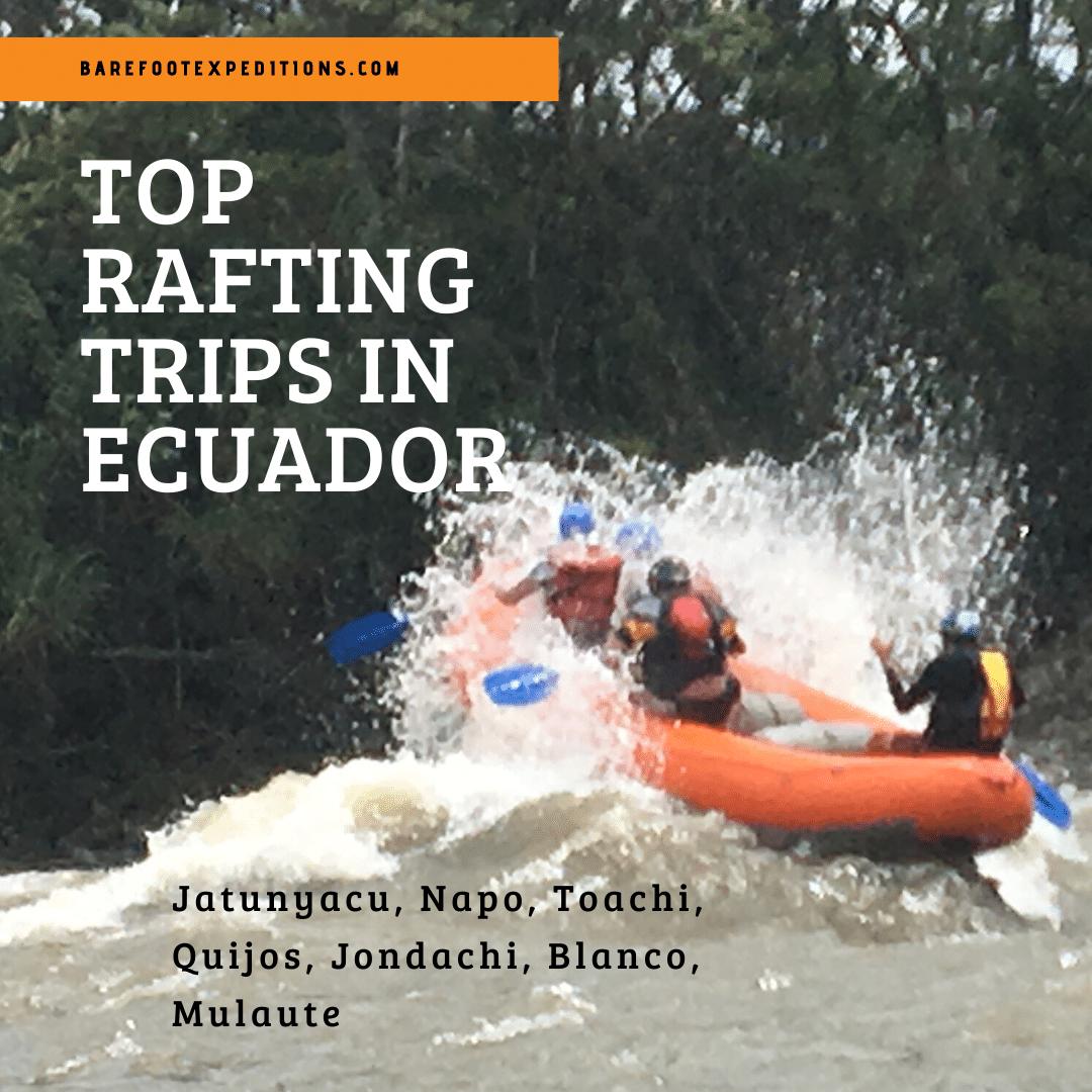 Best Rafting Ecuador