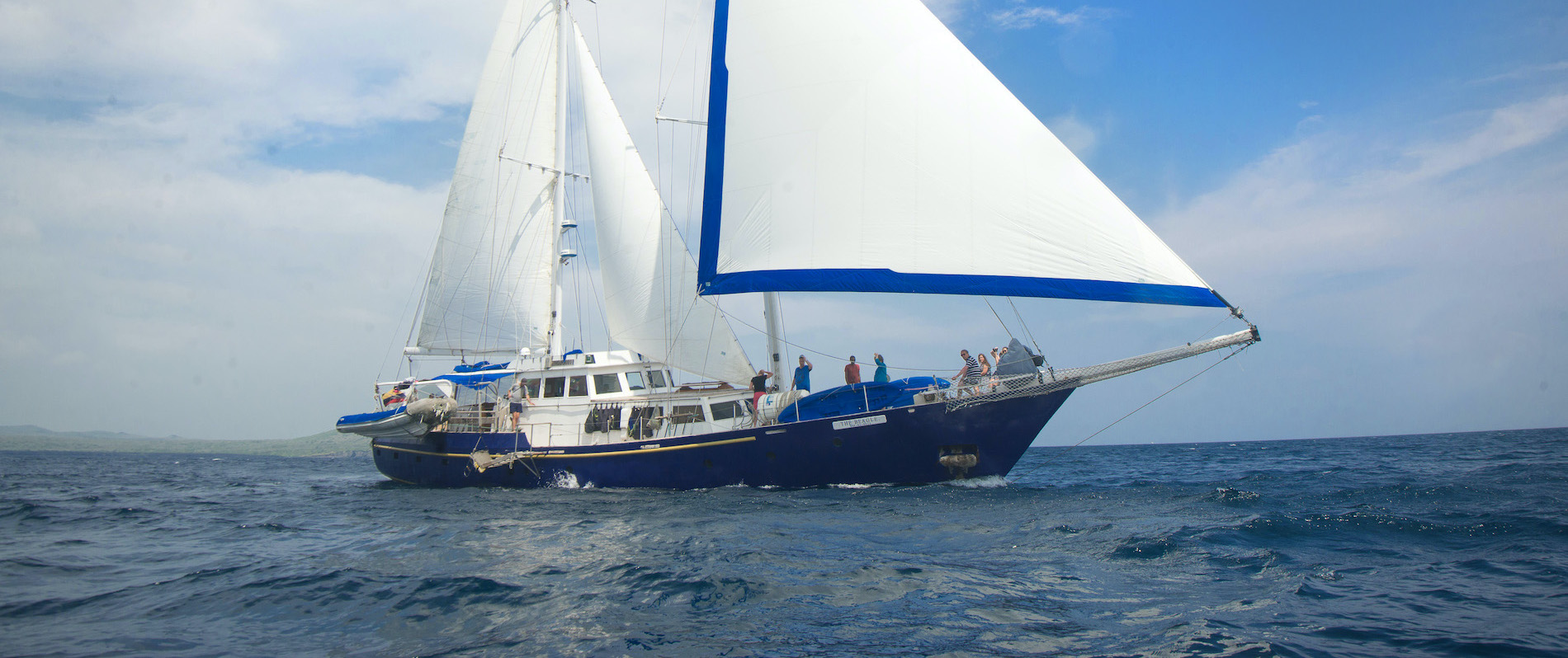 M/S Beagle Sailor Yacht
