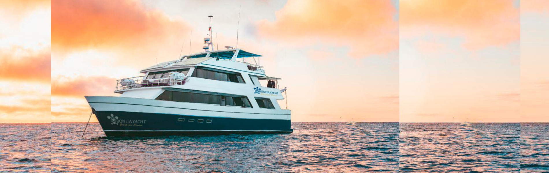 M/Y Bonita Galapagos Cruise