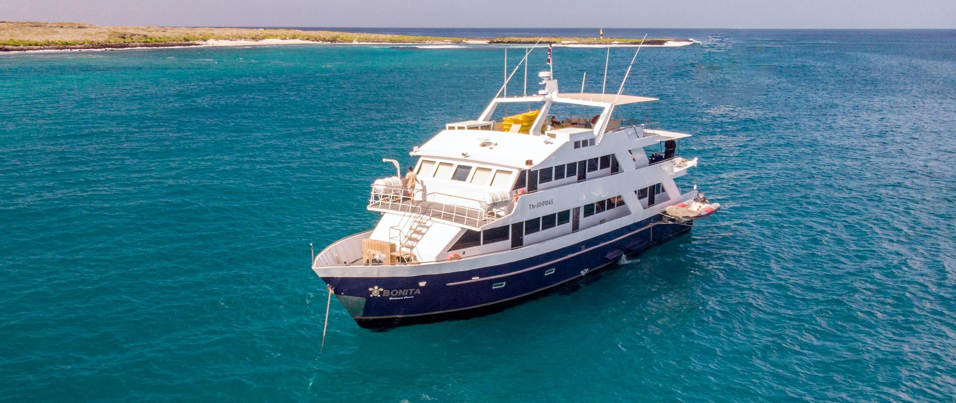 M/Y Bonita Galapagos Yacht