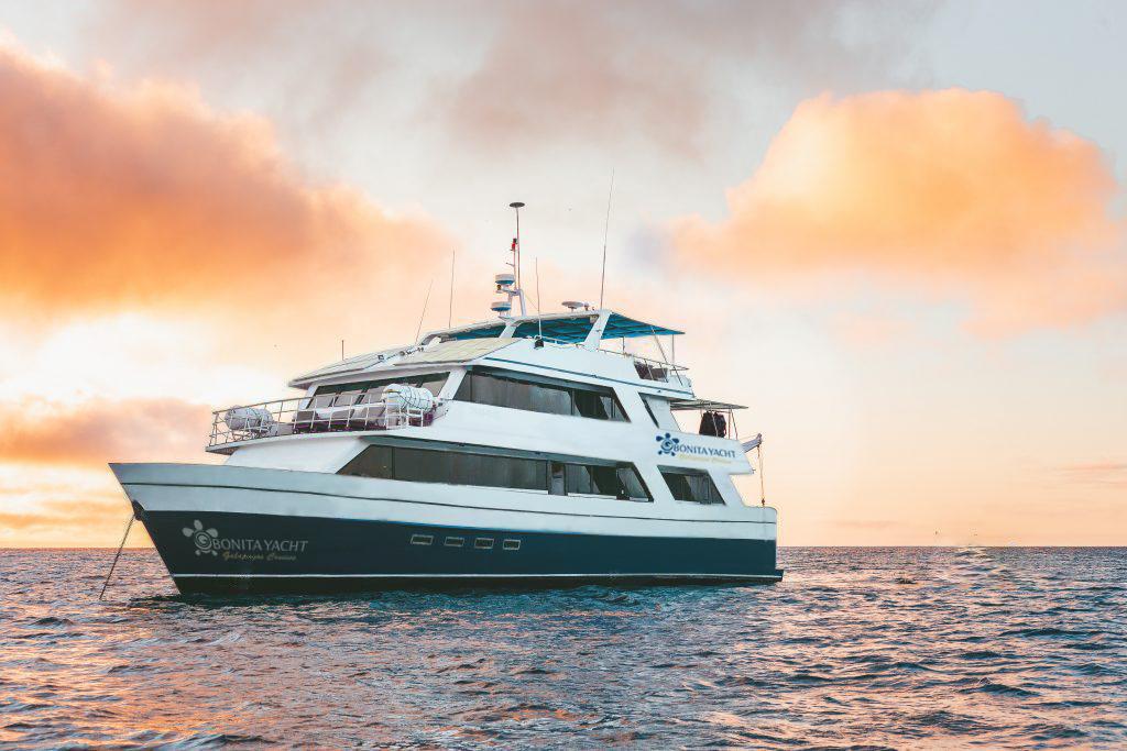 Bonita galapagos cruise