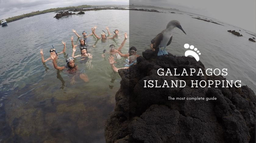 Galapagos Island Hopping