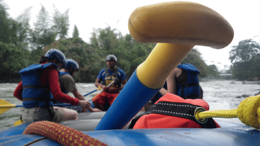 Paddle Ecuador Adventure Travel