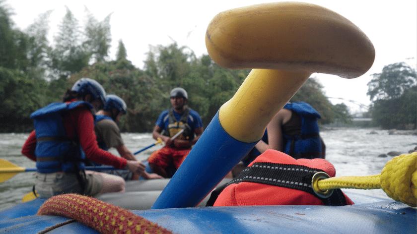 Paddle Ecuador Adventure Travel