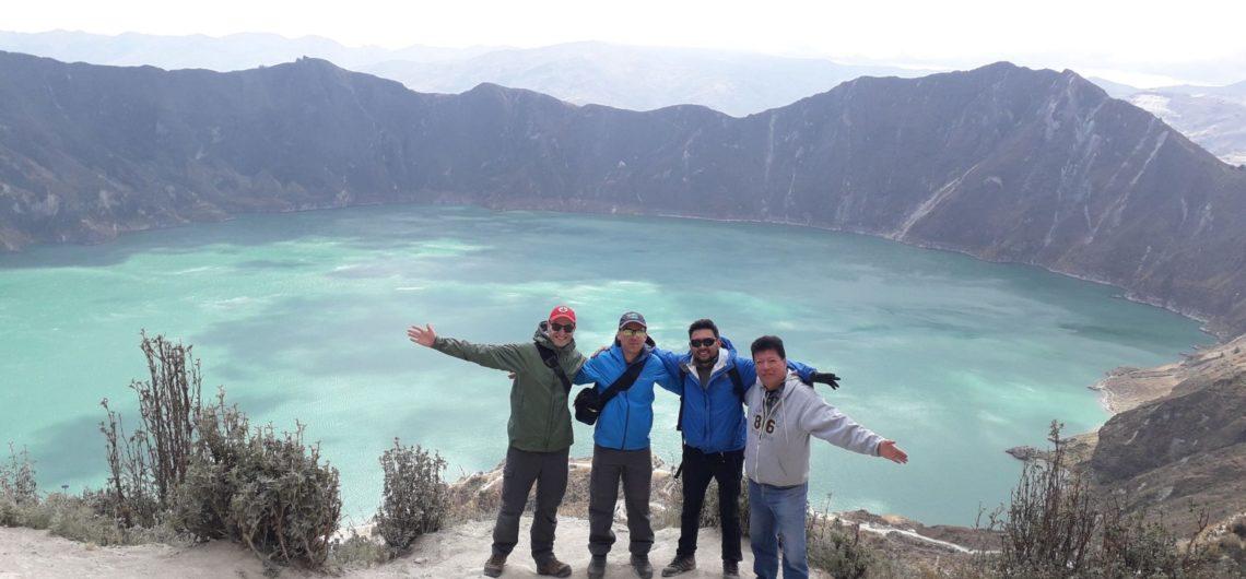 Quilotoa trek