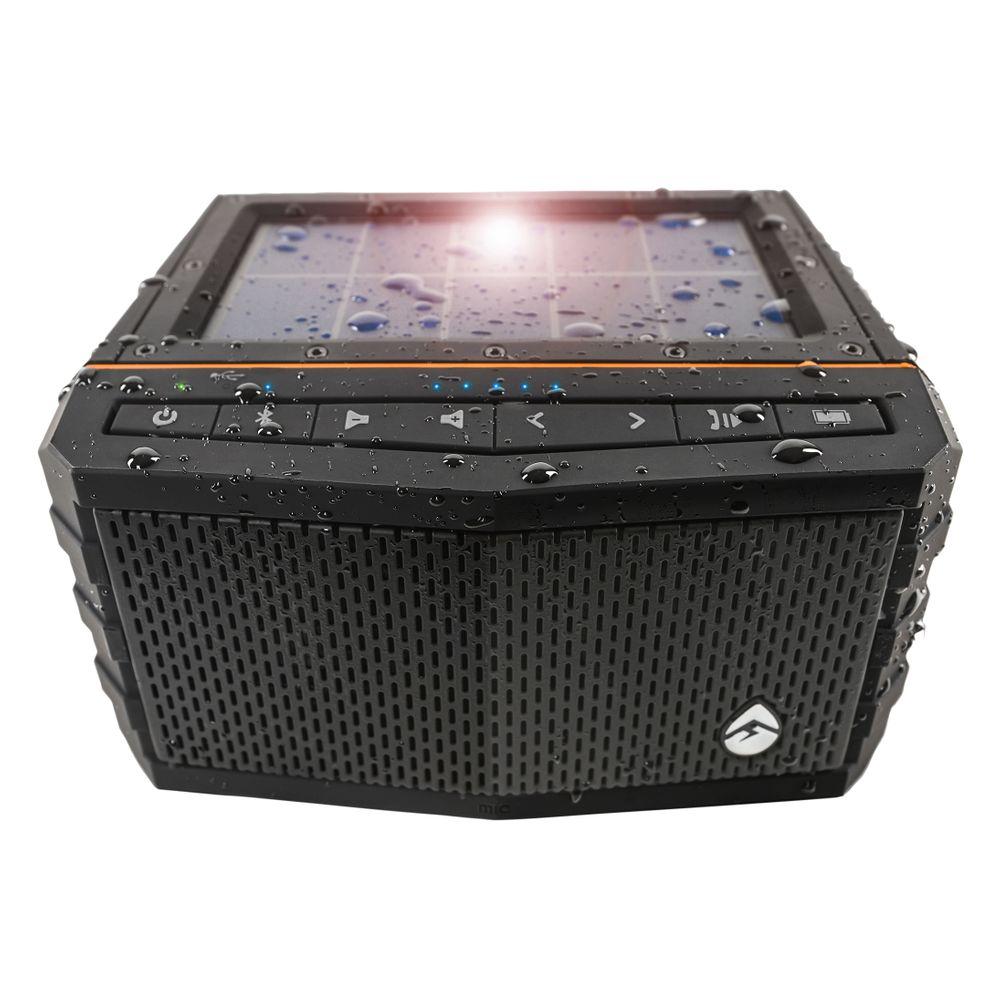 ECOXGEAR SolJam Solar Waterproof Speaker