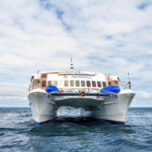 Archipel I Galapagos Cruise