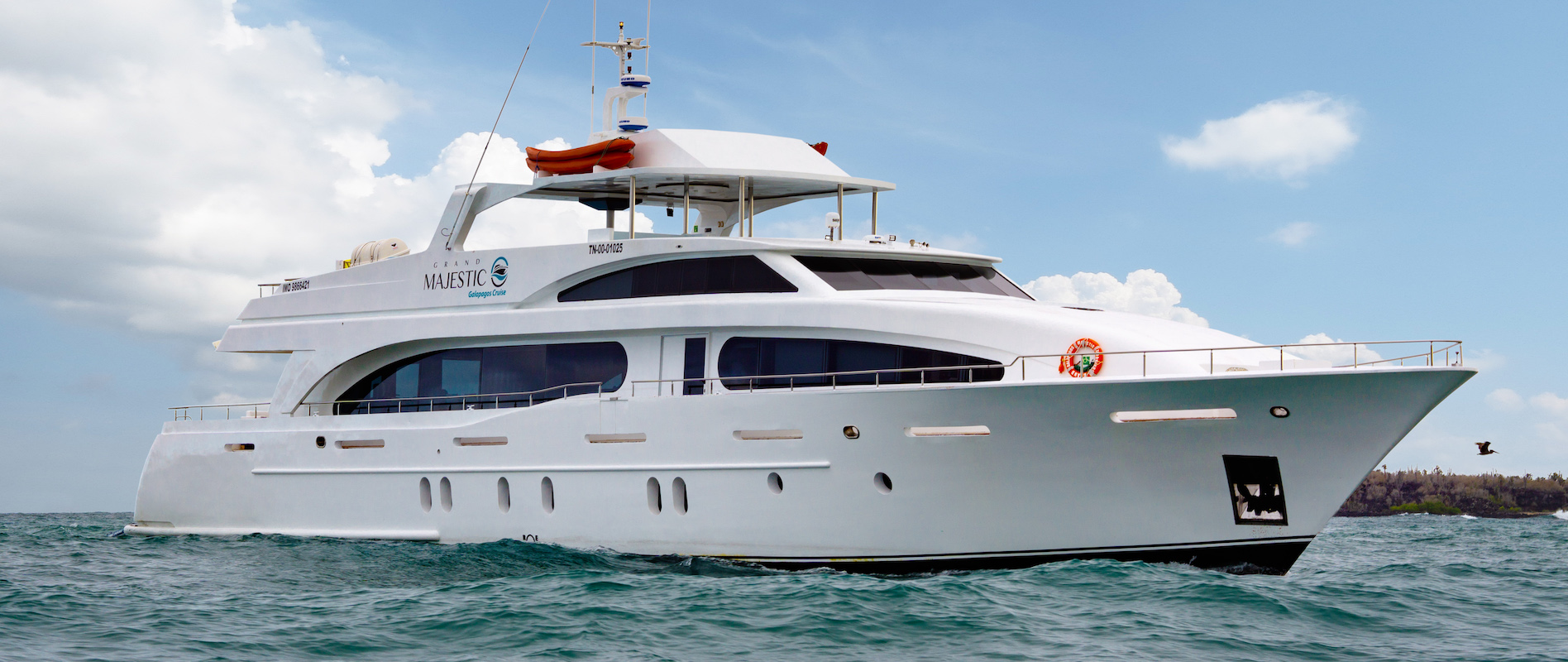 M/Y Grand Majestic Galapagos Yacht