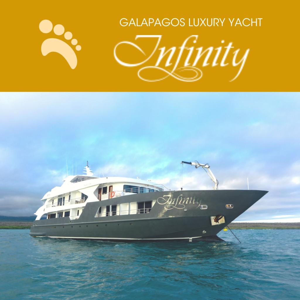 Infinity Galapagos Cruise