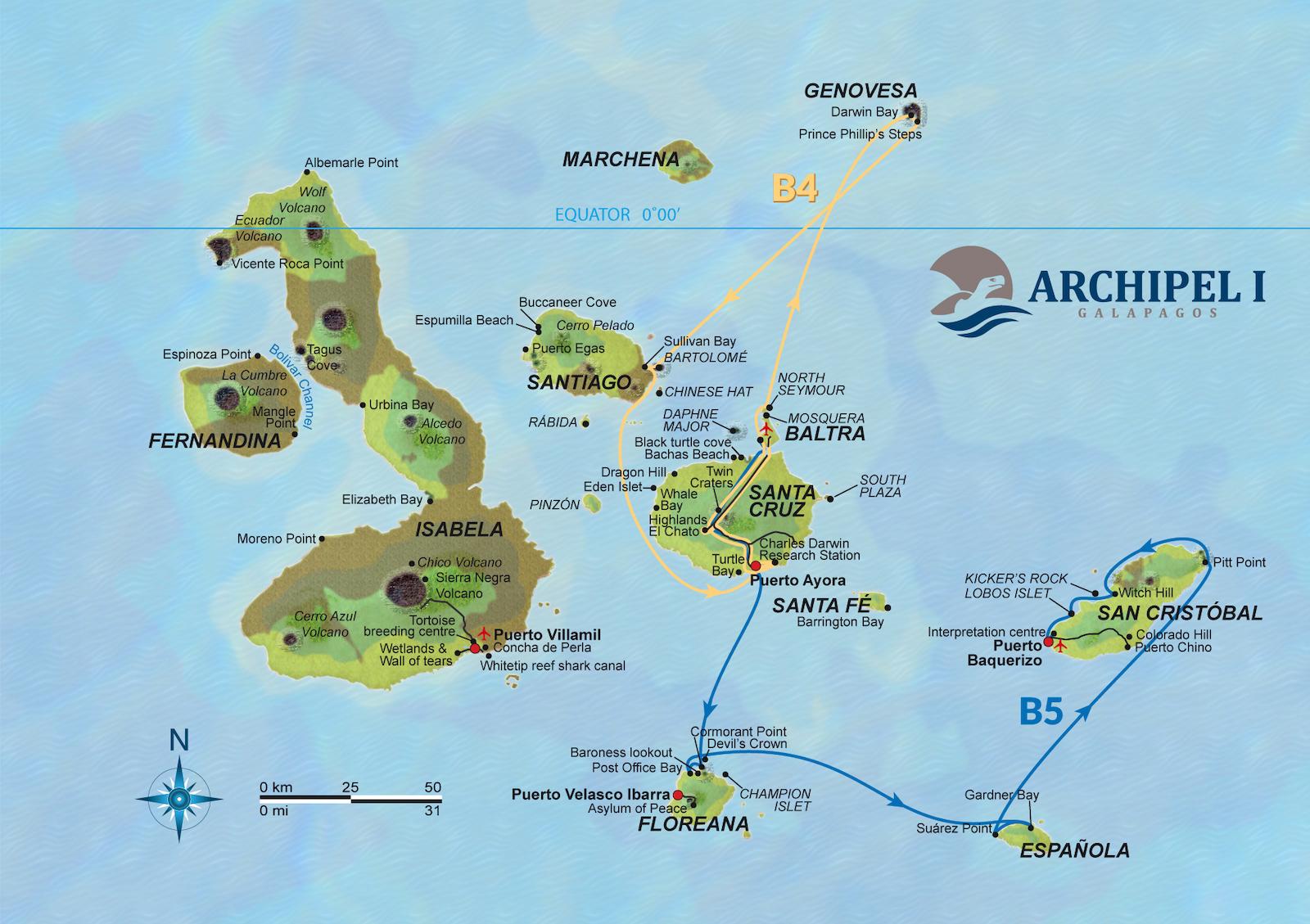 Route 8B Archipel 1