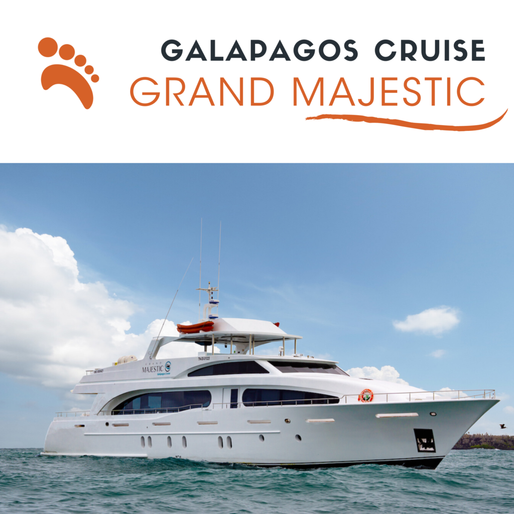 Grand Majestic Galapagos Cruise