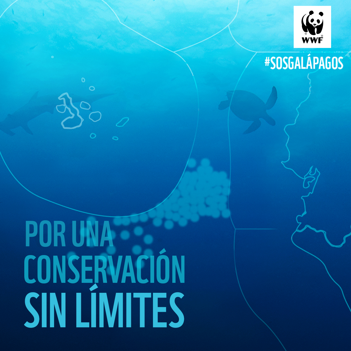 WWF galapagos conservation