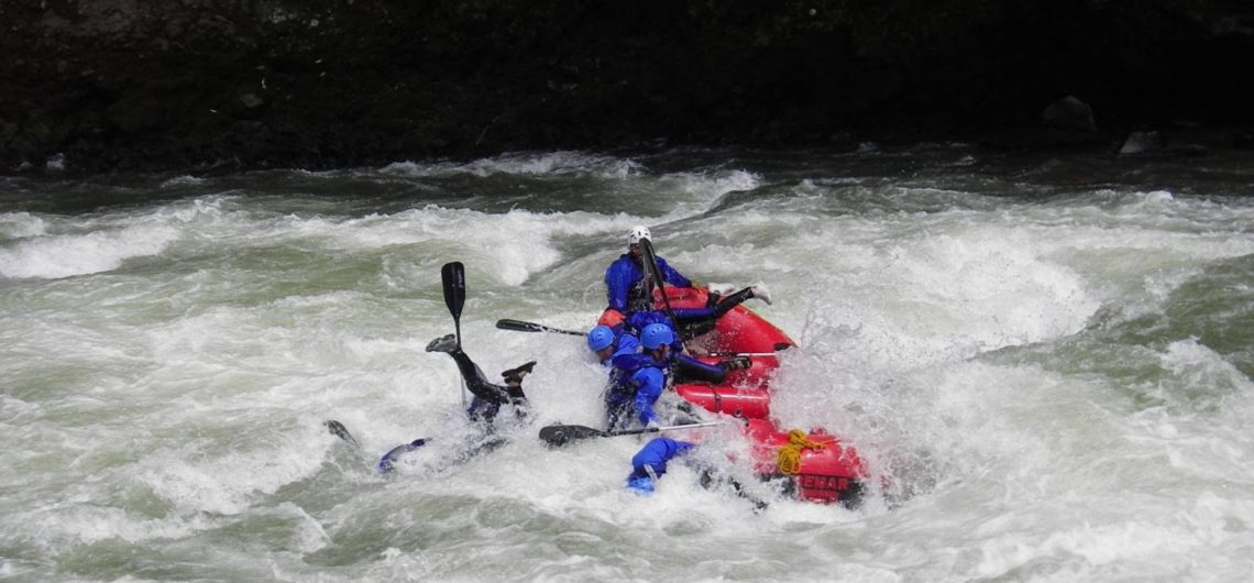 Quijos Rafting