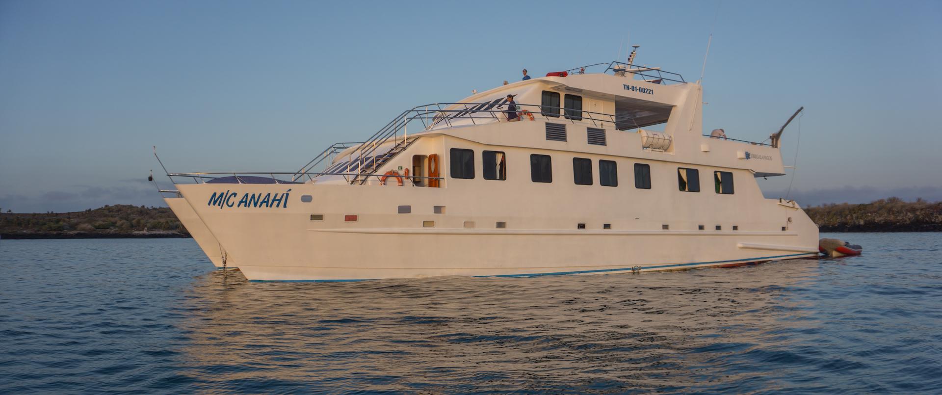 M/C Anahi Galapagos Yacht