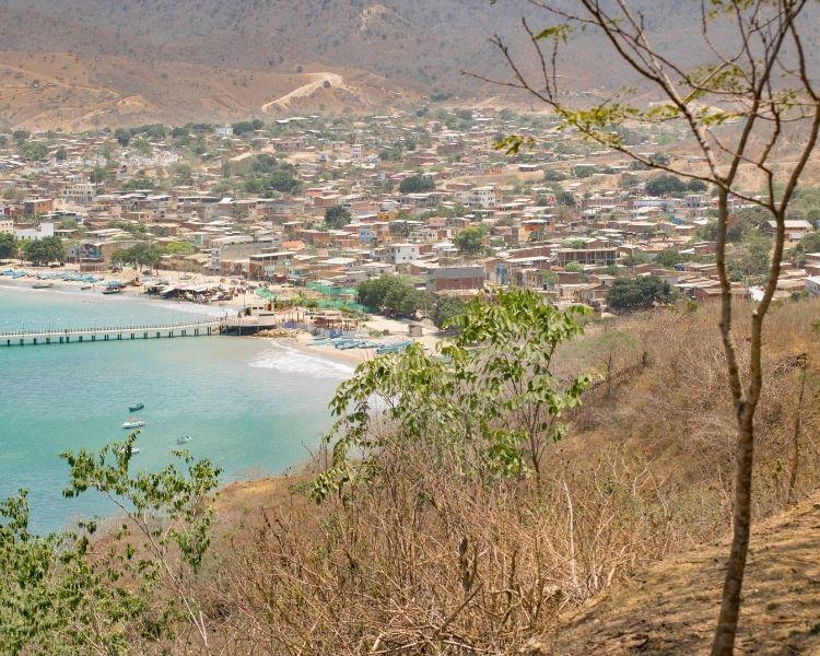 Puerto Lopez, Manabi, Ecuador