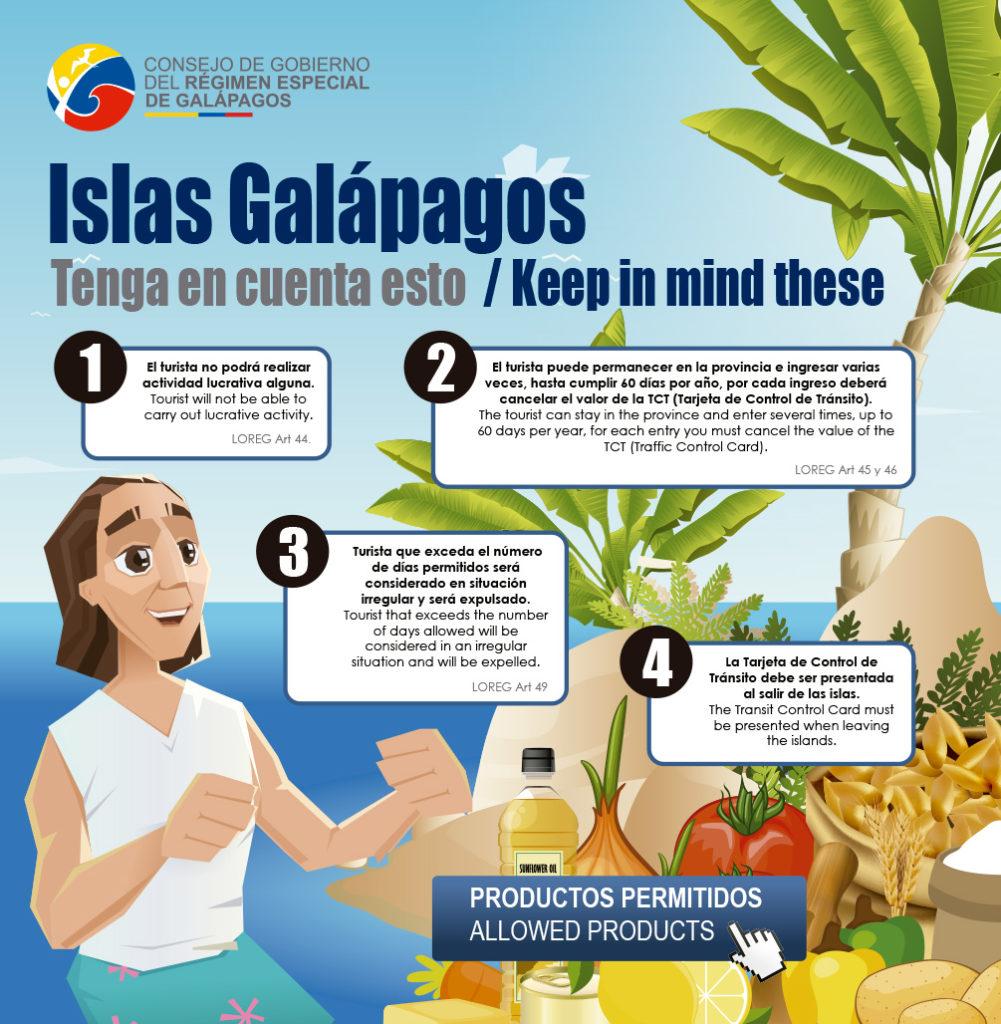 Galapagos entrance
